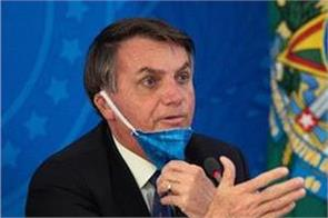 brazil s bolsonaro tests positive for coronavirus for a second time