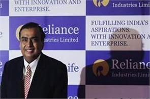 reliance s market cap crosses rs 11 5 lakh crore shares at record level