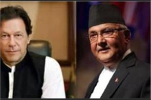 imran sought time to negotiate with nepali pm oli against india