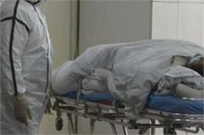 corona hospital aiims funeral