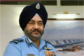 former air chief dhanoa said china j20 not even near rafale