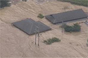 7 people killed in landslides in japan