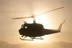 dutch military helicopter crashes near aruba 2 crew members dead