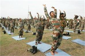 bsf jawans fitness campaign