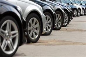 sales of cars reduced to half in june