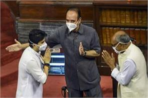 when digvijay and scindia came face to face in rajya sabha