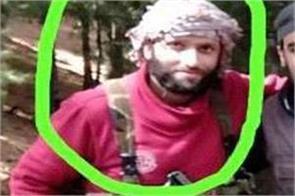 terrorist who killed crpf man and child killed