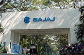 two wheeler sales are improving in domestic bajaj auto