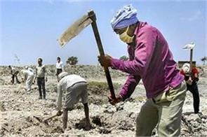 corona civil engineer youth forced to work in mgnrega