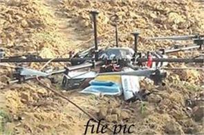drone found in akhnoor jammu