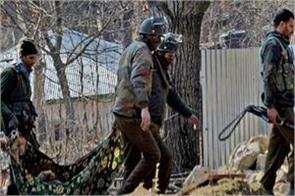 two hizbul terrorists killed in corona positive kulgam encounter
