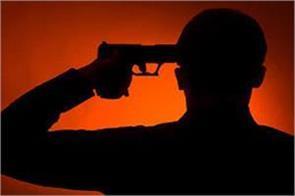 santri shot himself in poonch
