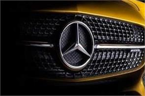 mercedes benz hopes to improve sales in festive season on