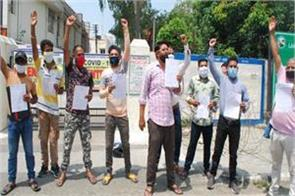artists protest in kathua