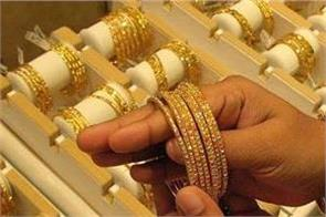 jewelry industry said consumer demand for gold will fall due