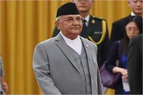 nepal s pm kp oli s chair in danger party may split into two factions