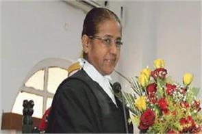 supreme court judge justice r bhanumati retires recites childhood slavery