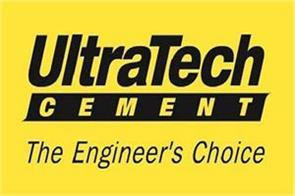 ultratech cement s income down from rs 11 419 74 crore to rs 7 633 75 crore