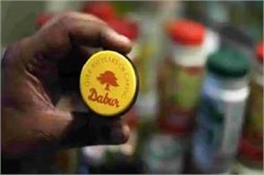 dabur s first quarter net profit down six percent to rs 341 crore