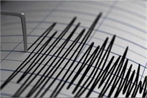 earthquake tremors in delhi ncr