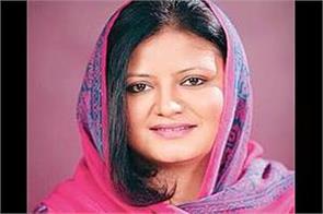 salempur panchayat thanks nimisha mehta for development work