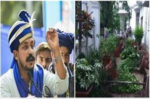 demolition at dr ambedkar s residence chandrashekhar said  arrest culprits