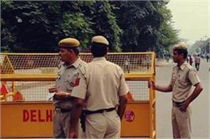 delhi constable died of corona