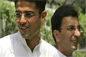 jitin prasad in support of rebel sachin pilot in rajasthan congress worried