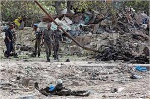 5 killed 10 injured in somalia bomb attack