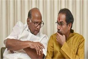 all right in shiv sena ncp pawar met uddhav for the second time in 4 days