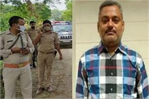 kanpur encounter all 68 policemen of choubepur police station present line