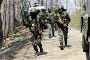 j k 3 terrorists gunned down by security forces in an encounter