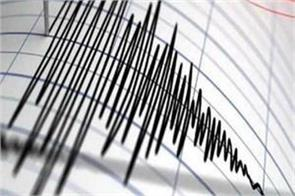 earthquake tremors felt 82 kilometers away from jaipur