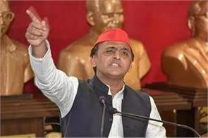 bjp driving the majority on opposition both in parliament roadroll akhilesh