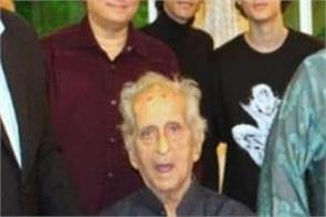 dilip kumar younger brother aslam khan passed away