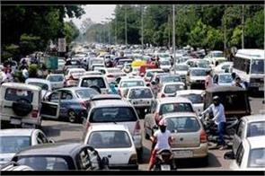 independence day many routes will remain closed in chandigarh