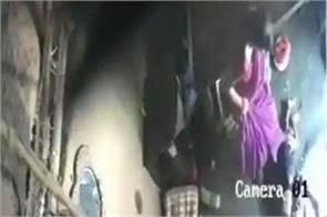 heartless mother beat 15 month old baby badly