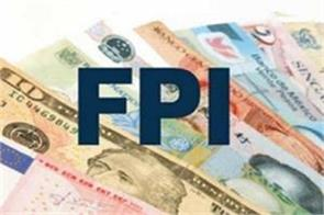 fpi buying for second consecutive month in july