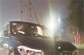 passenger dies after coming under the girl s bmw