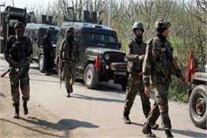 one terrorist killed in shopian encounter