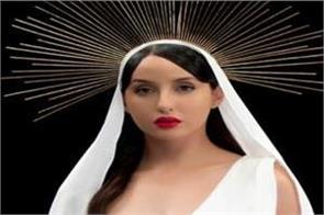nora fatehi will be seen different style in the female version of pachtaoge