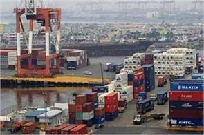 exports fell 10 21 percent in july trade deficit narrowed to  4 83 billion