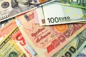 foreign exchange reserves increased by 2 30 billion