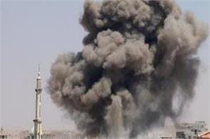 afghanistan 9 killed 50 injured in rocket attack