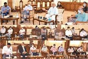 lt governor sinha constitute committee for jammu kashmir