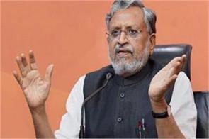 central government s moral obligation gst compensation sushil modi