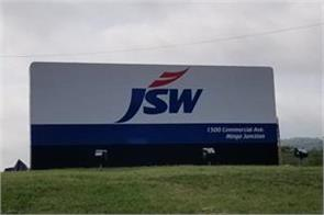 jsw steel s crude steel production down 5 in july