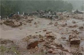 landslides in idukki due to heavy rains in kerala 5 dead
