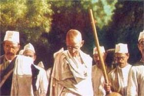 on this day mahatma gandhi burnt holi of foreign clothes