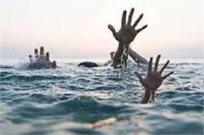 4 drowning in two separate incidents in bahraich and shravasti